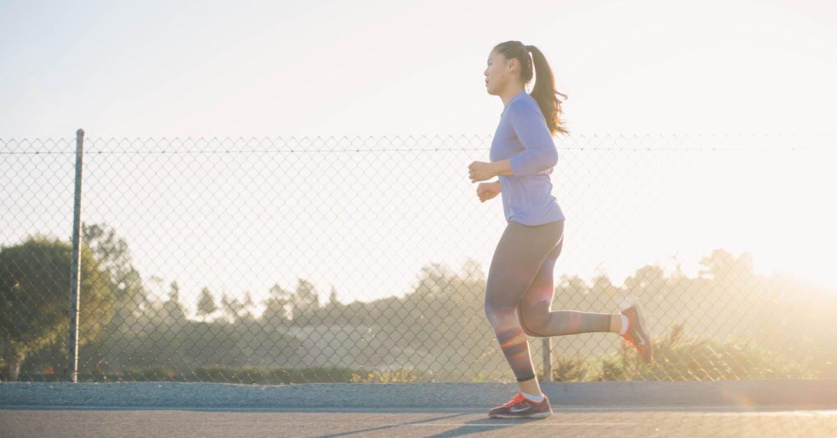 花粉症の改善には運動がすごく大切