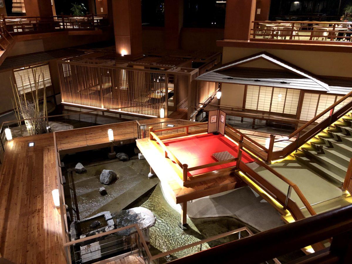 福島県大川荘の料金、アクセス