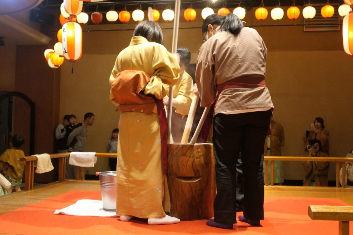 福島県大川荘のイベント