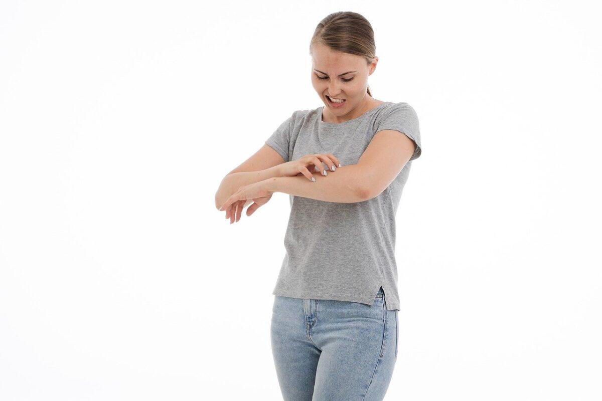 漢方薬を使った皮膚の痒みの治療