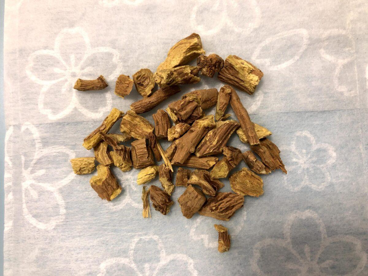 【黄芩(おうごん)】漢方薬に含まれる生薬の効能【生薬解説】